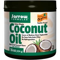 Jarrow Formulas Coconut Oil iherb