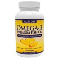 Madre Labs Omega-3 iherb