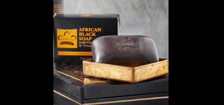 Африканское черное мыло-ХИТ №1 Айхерба, Nubian Heritage