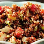 Каша из лебеды (quinoa)