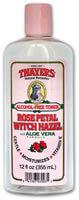 Toner Rose Petal Witch Hazel iherb