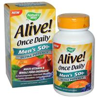 Men's 50+Multi-Vitamin Whole Food Energizer iherb