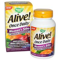 Women's 50+ Multi-Vitamin Whole Food Energizer iherb