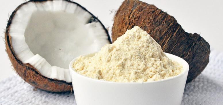 coconut flour iherb