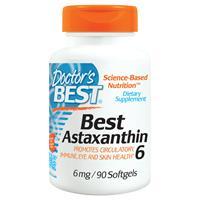 Doctor's Best, Best Astaxanthin iherb