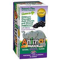 Multi-Vitamin Grape Flavors iherb