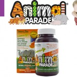 Детские жевательные мультивитамины Animal Parade, Children's Chewable Multi-Vitamin & Mineral, Assorted Flavors