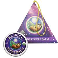 Badger Company, Organic Badger Sleep Balm Ornament iherb