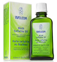 Birch Cellulite Oil 100ml iherb