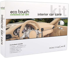 Eco Touch, Interior Car Care Kit
