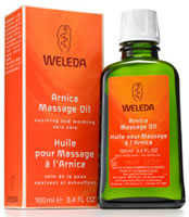 Weleda Arnica Massage Oil 100ml iherb