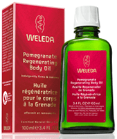 Weleda Pomegranate Body Oil iherb