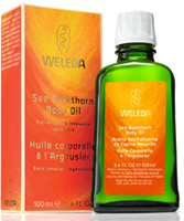 Weleda Sea Buckthorn Body Oil 100ml iherb