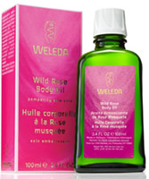 Weleda Wild Rose Body Oil 100ml iherb