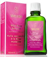 Weleda Wild Rose Body Oil 100ml iherb