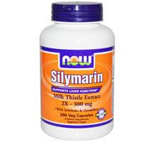 Now Foods, Силимарин