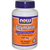 Now Foods, Silymarin, Milk Thistle Extract