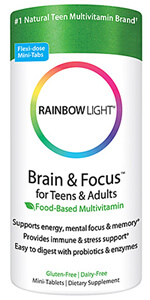 Rainbow Light, Brain & Focus Multivitamin iherb