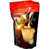 HealthSmart Foods, Chocolite Protein, Strawberry Cream