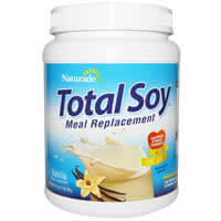 Naturade, Total Soy, Meal Replacement, Vanilla iherb