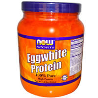 Now Foods, Eggwhite Protein