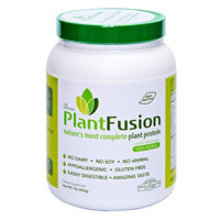 PlantFusion, Multi Source Plant Protein iherb