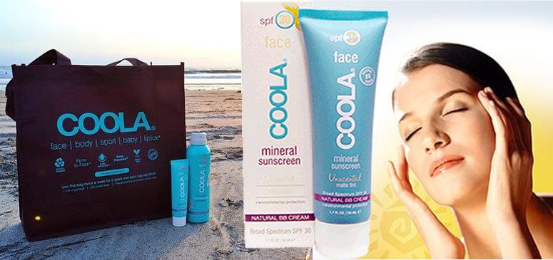 COOLA Mineral Sunscreen SPF 30 iherb