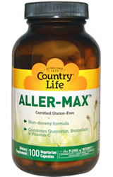 Country Life, Аллер-Макс iherb