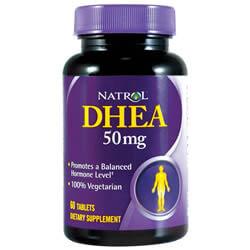 Natrol, DHEA, 50 мг iherb