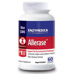 Enzymedica, Allerase, 60 капсулы iherb