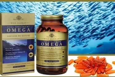 Omega-3 Salmon Oil iherb