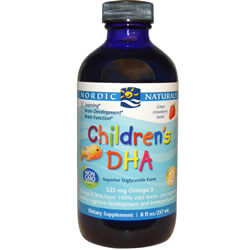 Nordic Naturals, Children's DHA, Strawberry iherb
