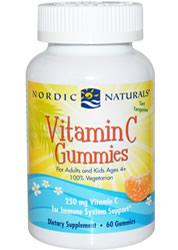 Nordic Naturals, Vitamin C Gummies iherb