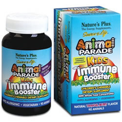 Nature's Plus, Animal Parade, Kids Immune Booster iherb