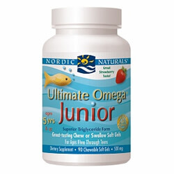 Nordic Naturals, Ultimate Omega, Junior iherb