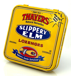 Thayers, Slippery Elm Lozenges