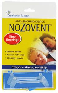 Scandinavian Formulas, NoZovent Anti-Snoring Device iherb