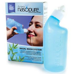 Nasopure, Nasal Wash System iherb