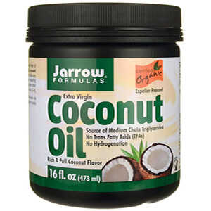 Jarrow-Formulas-Organic-Extra-Virgin-Coconut-Oil