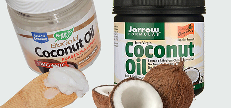 coconut oil refined and unrefined iherb