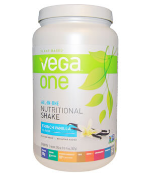 Vega, Vega One, Nutritional Shake, French Vanilla Flavor