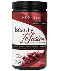Neocell, Beauty Infusion, Cranberry Cocktail