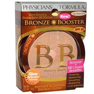 Physician's Formula, Inc., Bronze Booster, Glow-Boosting Beauty Balm BB Bronzer
