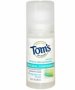 Tom's of Maine, Deodorant Crystal
