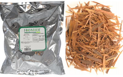Frontier Natural Products, Pau d'Arco Bark