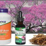 Удивительное растение Pau D`Arco или Кора Муравьиного дерева