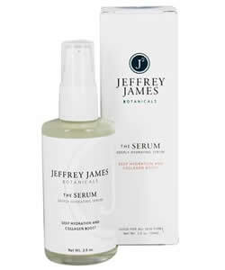 Jeffrey James Botanicals, The Serum, Deeply Hydrating Serum