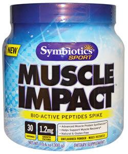 Symbiotics, Sport, Muscle Impact