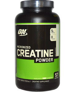 Optimum Nutrition, Micronized Creatine Powder