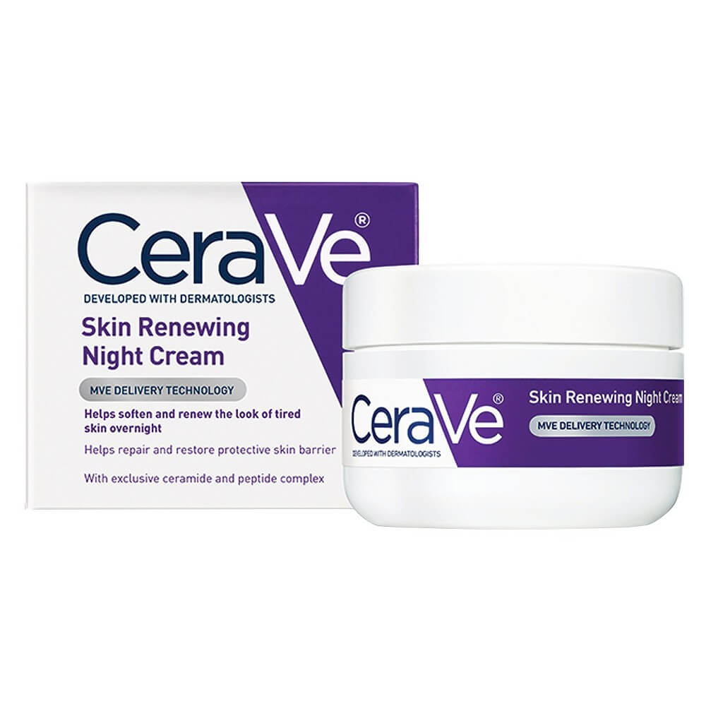 CeraVe, Skin Renewing Night Cream